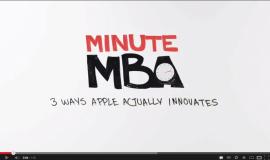 Minute MBA – Apple