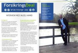 Start Op magasinet – Interview med Jaleel Hamid